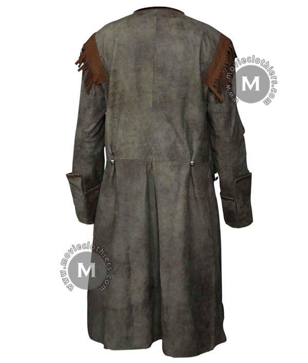 jack sparrow cosplay coat