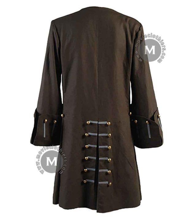 jack sparrow frock coat