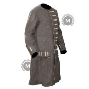 jack sparrow pirates of the caribbean jacket