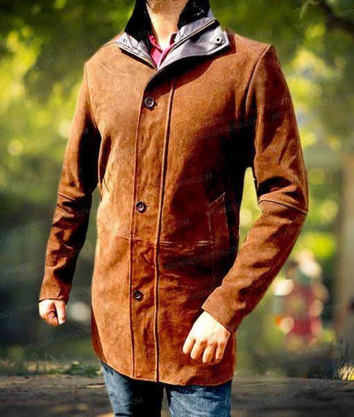 longmire suede jacket