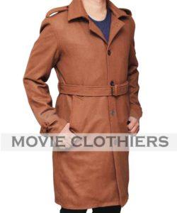 matt ryan john constantine trench coat