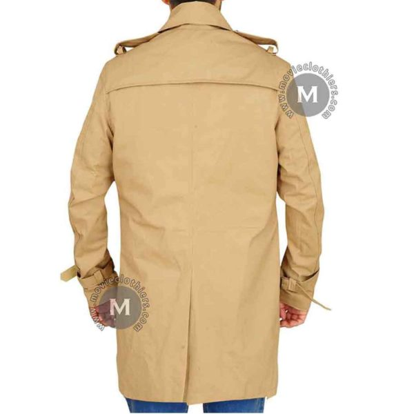 matt ryan john constantine trench coat