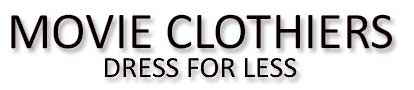Movie Clothiers: Shop Tailored Mens Suits & Leather Jackets
