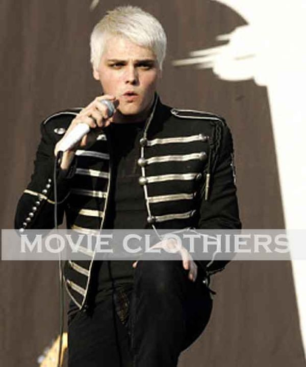 my chemical romance the black parade jacket