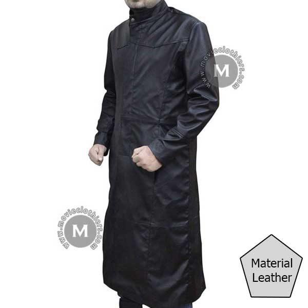 neo matrix coat replica