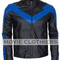 nightwing Leather jackets