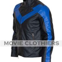 nightwing cosplay costumes Jacket