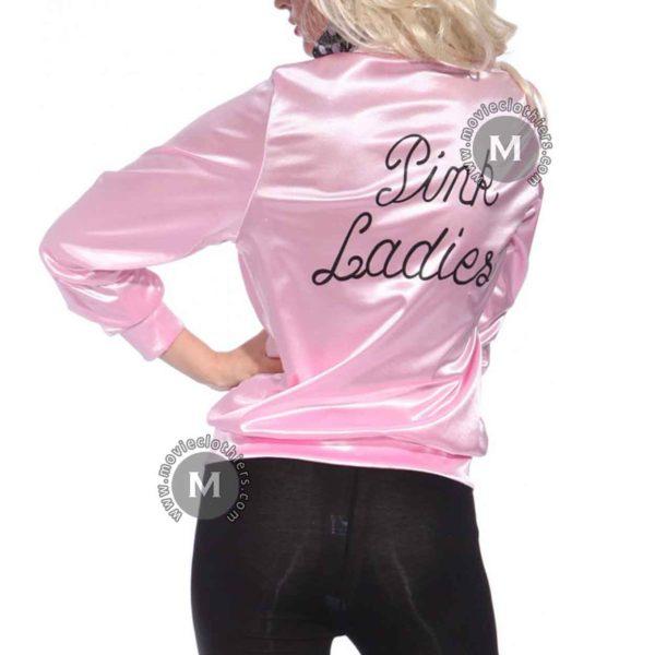 pink ladies jacket costume