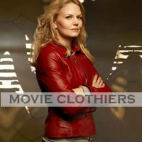 red leather jacket once upon a time
