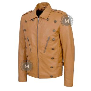 rocketeer leather jacket