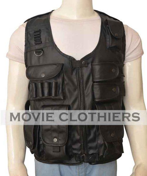 roman reigns suit vest