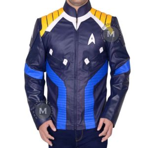 star trek jacket costume
