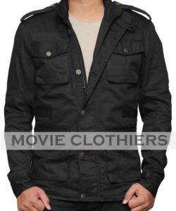the punisher leather jacket