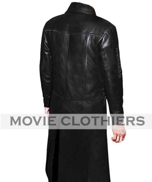 the punisher leather jacket cosplay