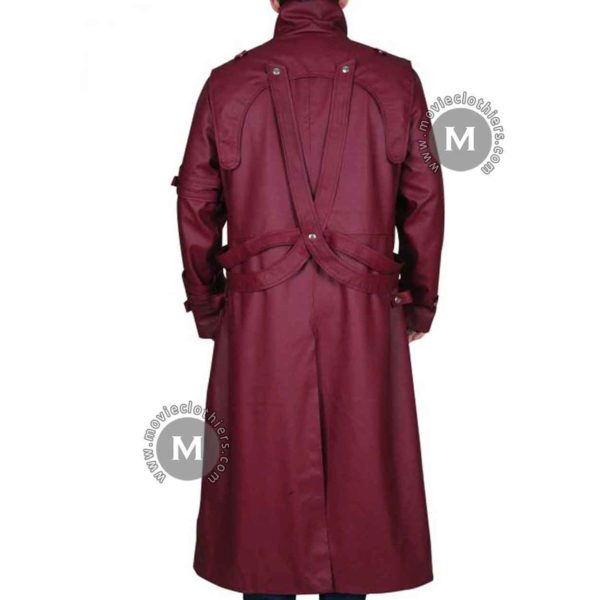 vash the stampede jacket