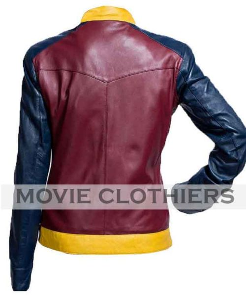 wonder woman jacket costume