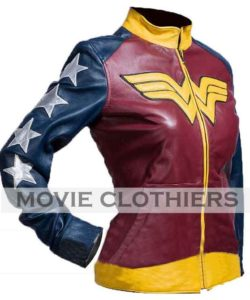 wonder woman movie cosplay costume jacket