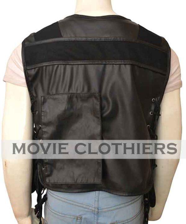 wwe roman reigns costume vest