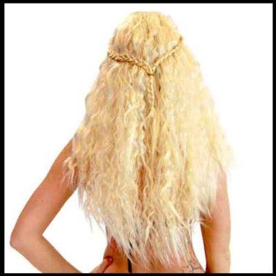 Blonde Deanery's Targaryen Wigs