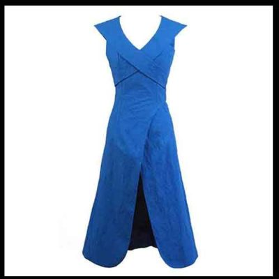 Deanery's Blue Dress Costume