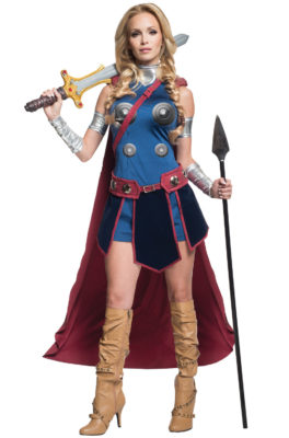 Thor Costume Female