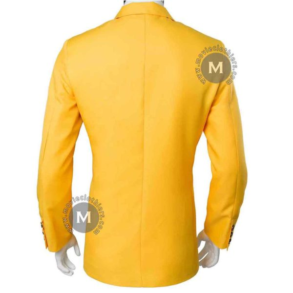 spider man homecoming yellow jacket