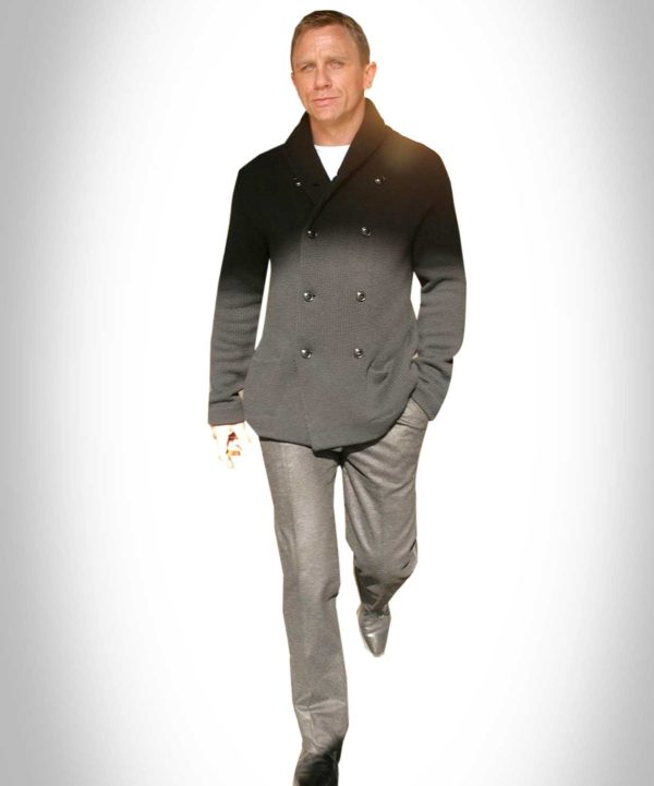 Casino Royale Pea Coat