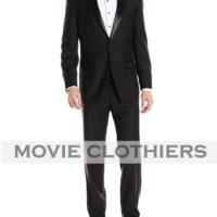 Daniel Craig James Bond Black Tuxedo