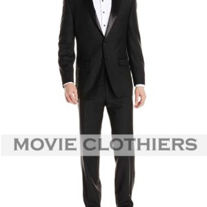 Daniel Craig James Bond Black Tuxedo