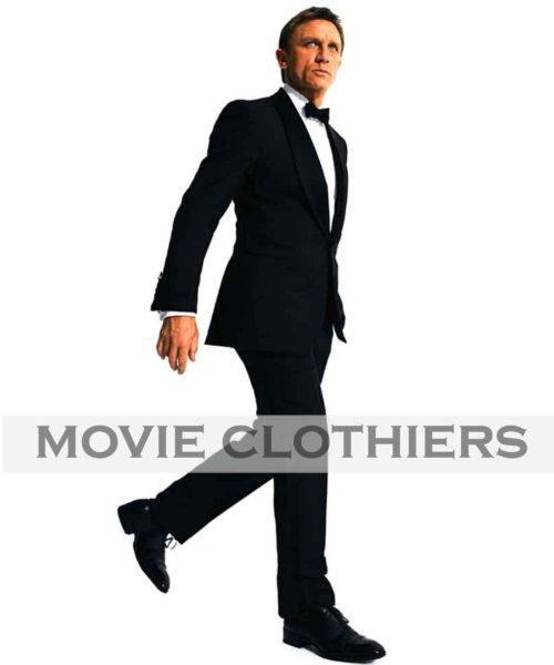 James Bond Daniel Craig Tuxedo