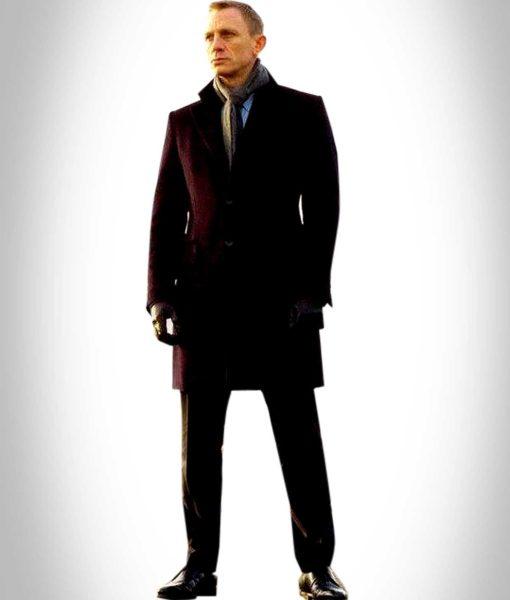 James Bond Pea Coat