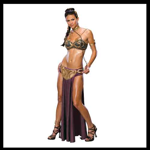 Slave Leia Costume Diy Diy Do It Your Self