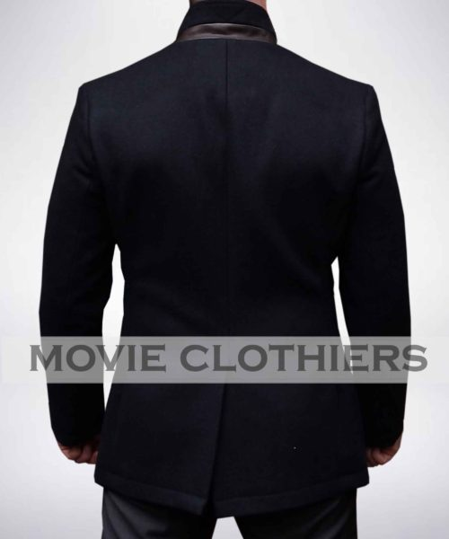 Skyfall James Bond Daniel Craig Pea Coat