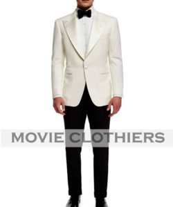 Spectre James Bond daniel craig white tuxedo