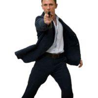 james bond casino royale suit navy linen casino royale gun barrel sequence