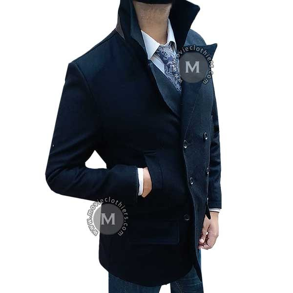 james bond overcoat