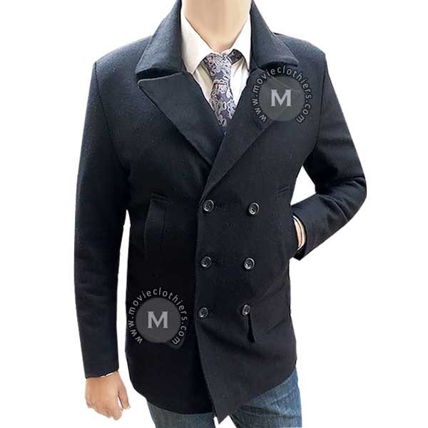 james bond peacoat skyfall