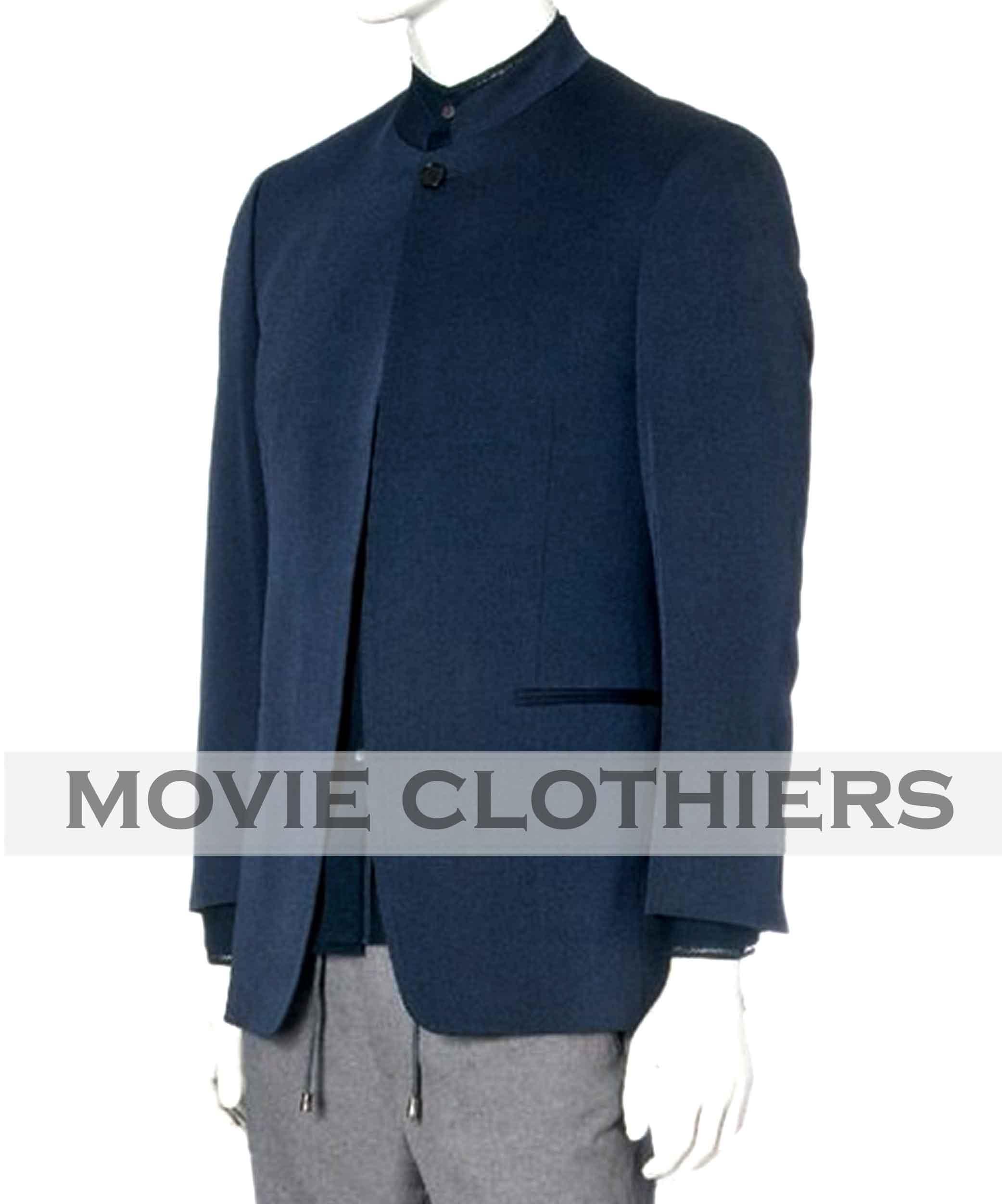 james bond spectre franz oberhauser blofeld mao jacket coat suit