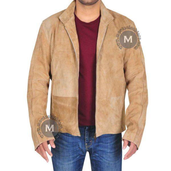 james bond suede jacket