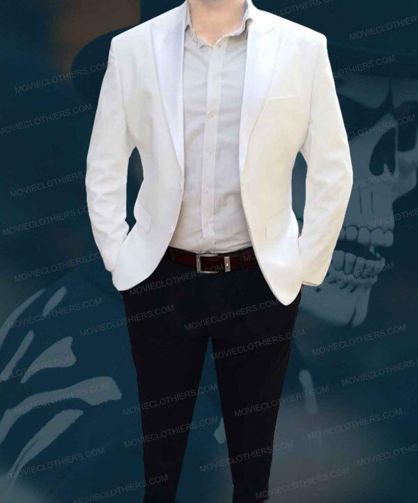 james bond white tux spectre