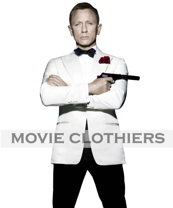 james bond white tux spectre