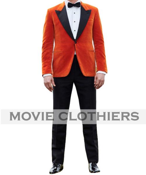 kingsman 2 orange suit