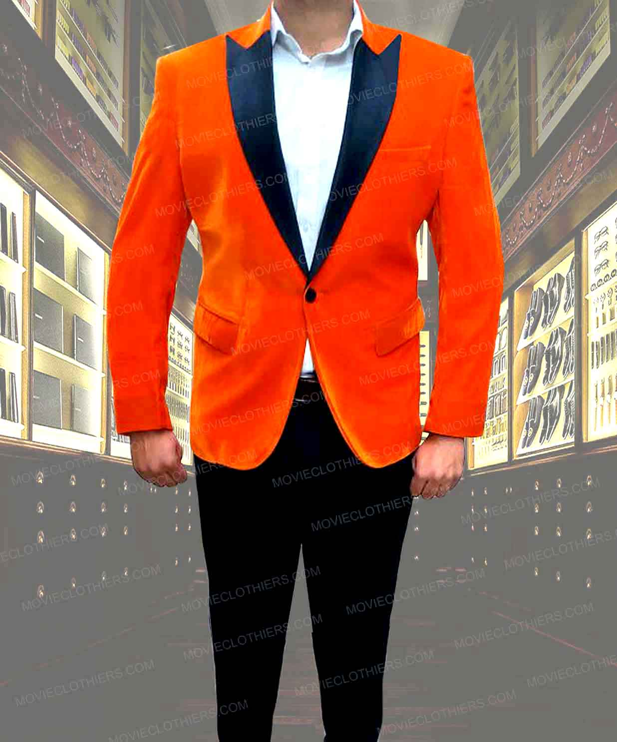kinsgsman-eggsy-orange-jacket