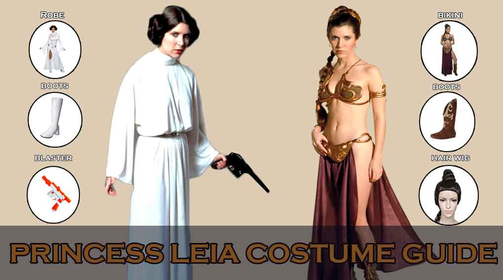 Ultimate Guide To Conquer Princess Leia Costume Diy Star Wars Guide