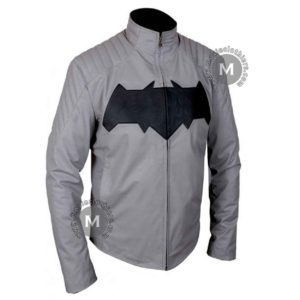 Batman grey jacket