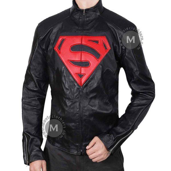 Batman vs superman jacket