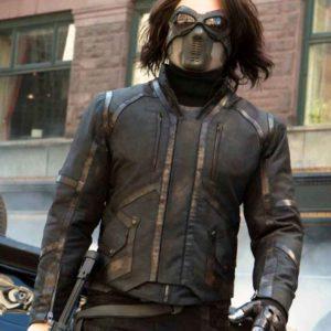 Bucky Barnes costume