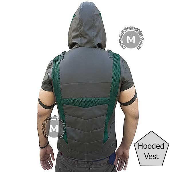 Green-Arrow-tactical-Vest
