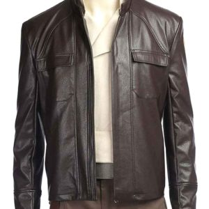 Poe Dameron Star Wars The Last Jedi Jacket