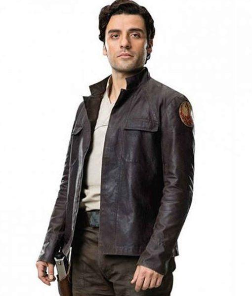 Poe Dameron last jedi costume